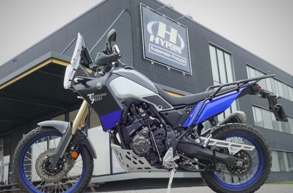 Yamaha Tenere T7 700  2019