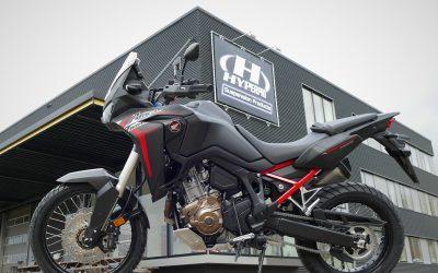 Hyperpro futómű a Honda CRF1100L 2020-hoz!