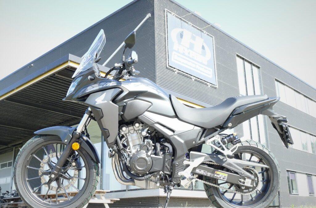 Honda CB500X /  2019-2020
